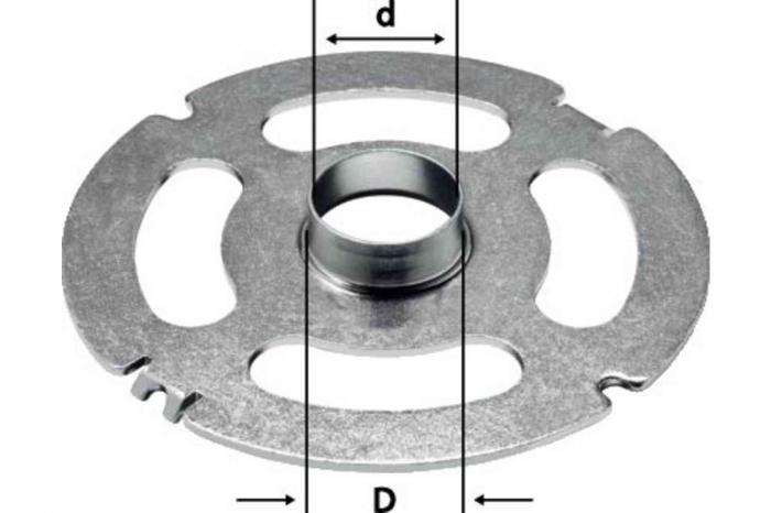 Festool Inel de copiere KR-D 25,4/OF 2200 0